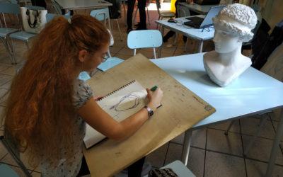 Laboratorio di disegno – sezione A