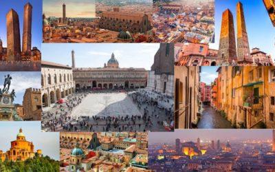 Guida di Bologna per un giovanissimo turista