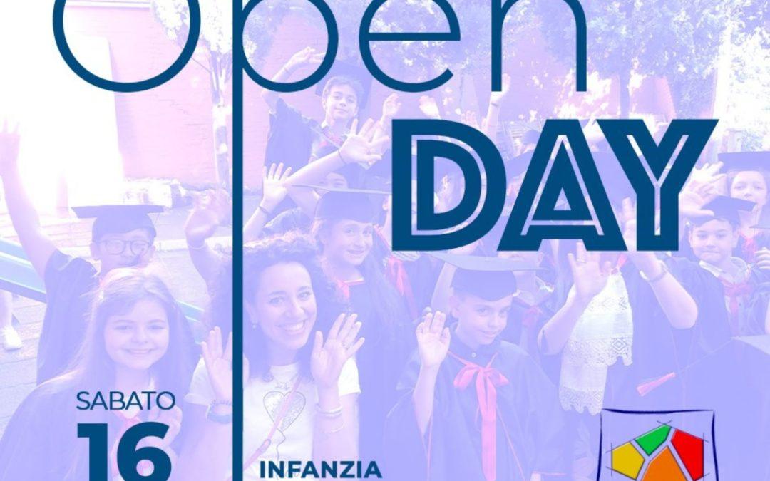 Aperte le prenotazioni dell'open day 16 gennaio che si svolgerà ON LINE