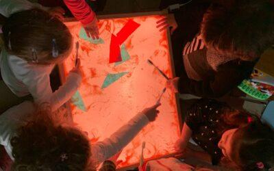 Sperimentiamo gli opposti: la luce e il buio