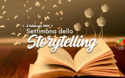 Ritorna la settimana dello storytelling