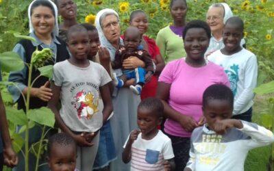 Nuova vita dal Covid in Zimbabwe