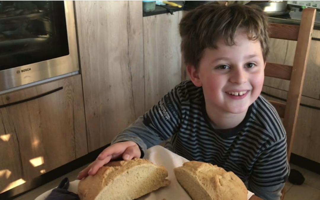 Buona Pasqua … al profumo di pane